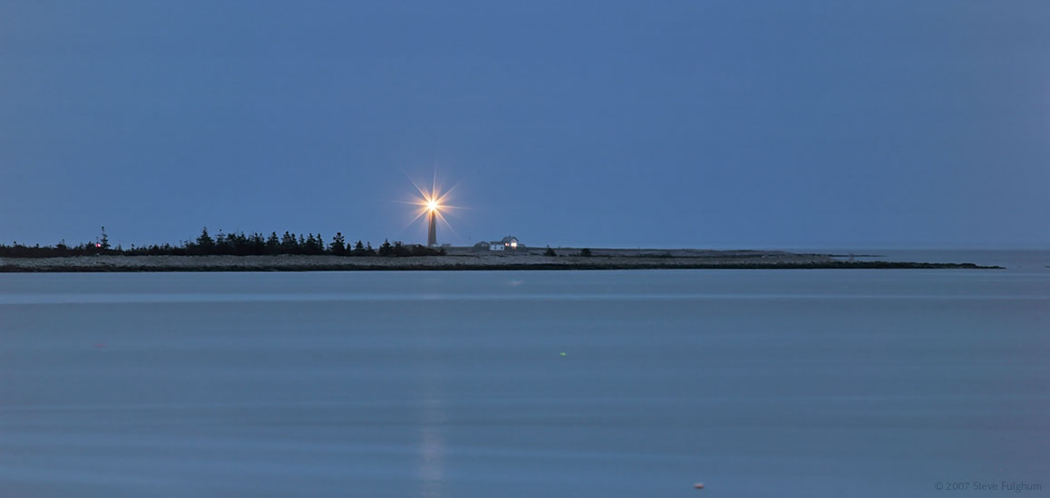 steve fulghum petit manan maine lighthouse